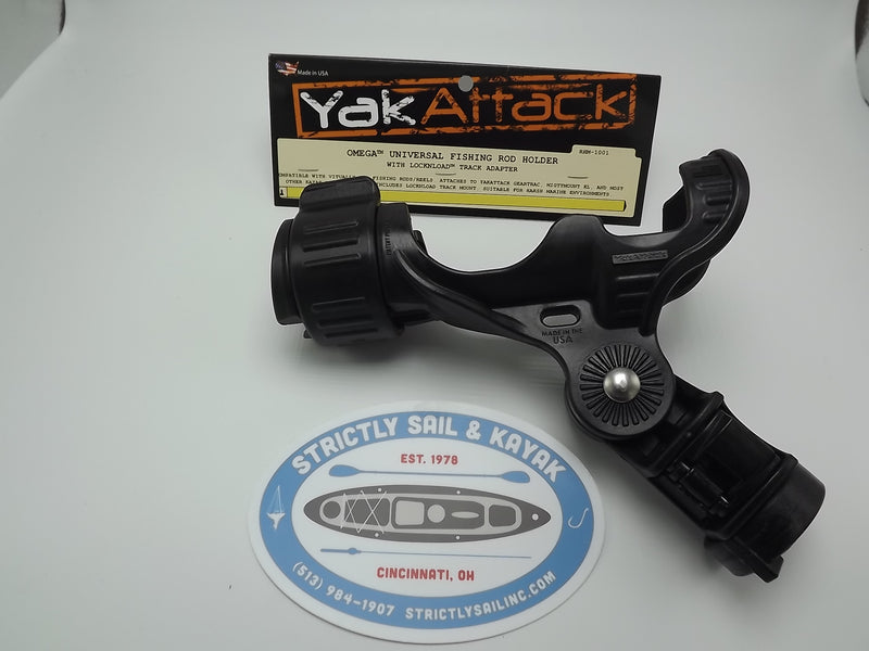 Yak Attack rod holder