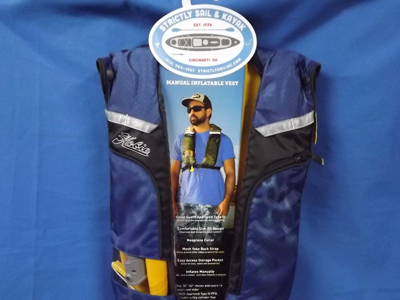 Hobie Manual Inflatable Vest, Item
