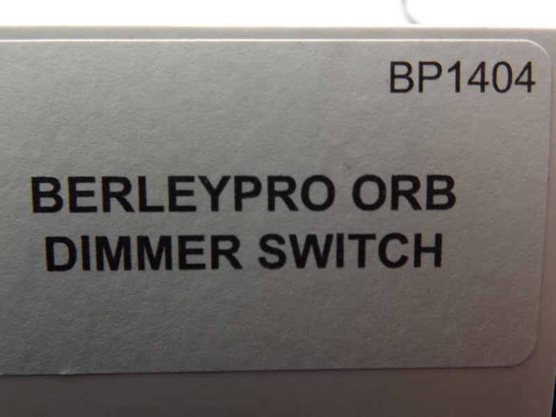 BerleyPro Orb Dimmer Switch, Item