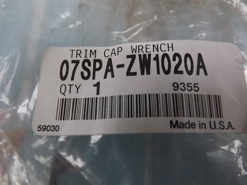Honda 07SPA-ZW1020A Trim Cap wrench