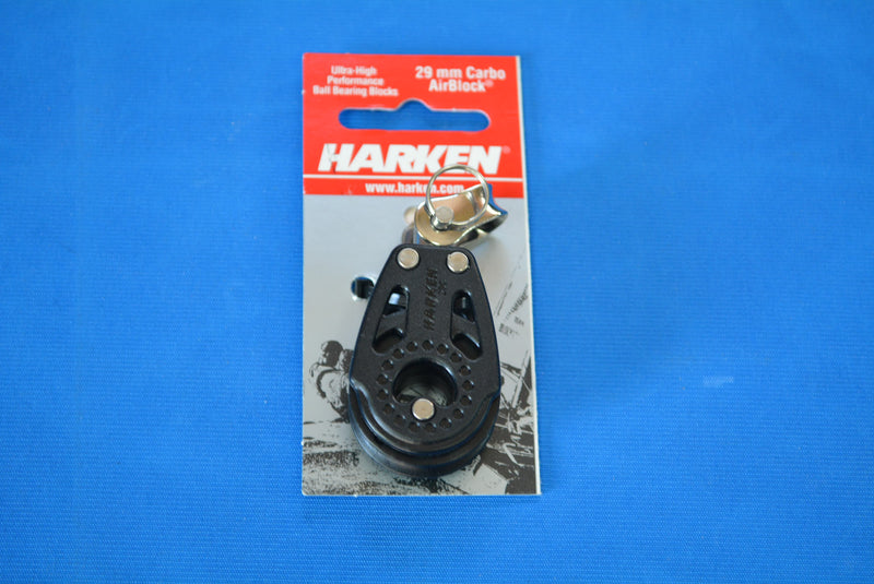 Harken 29mm Carbo Single Block 340
