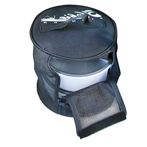 Hobie Gear Bucket 3-Pack, Parts & Tackle Storage
