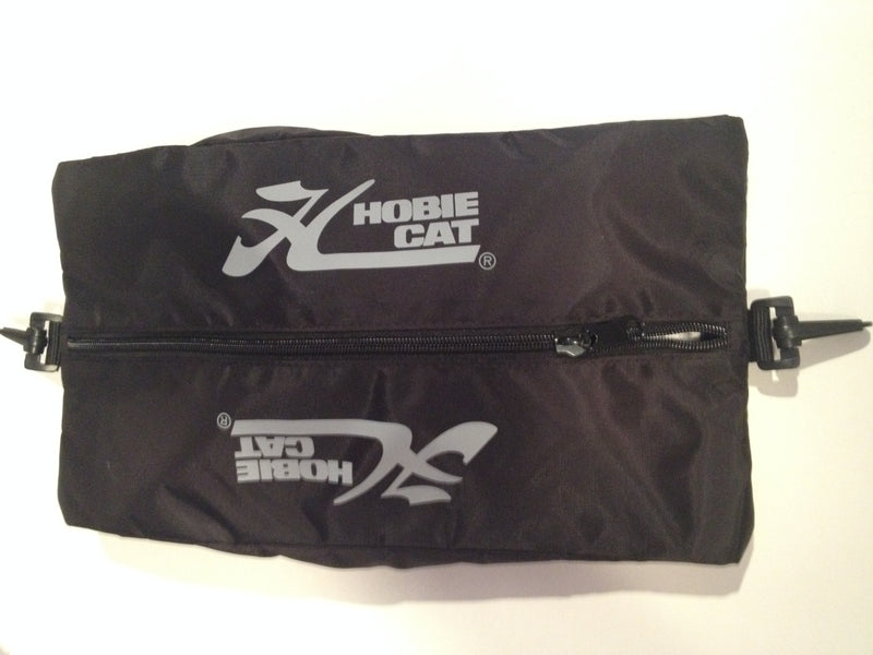 Hobie Cat Gusseted Stow Bag 8 inch by 15 inch Pouch