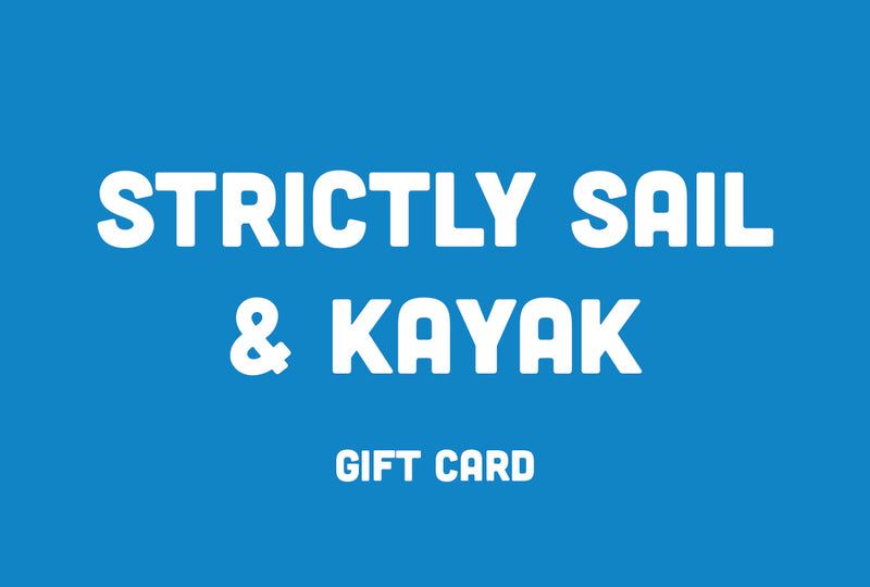 Sailing Lessons Gift Card