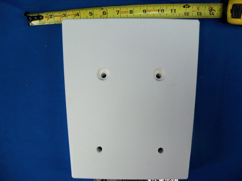 outboard bracket poly block drilled