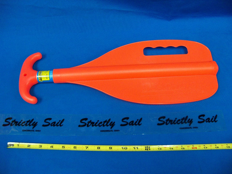 telescoping paddle