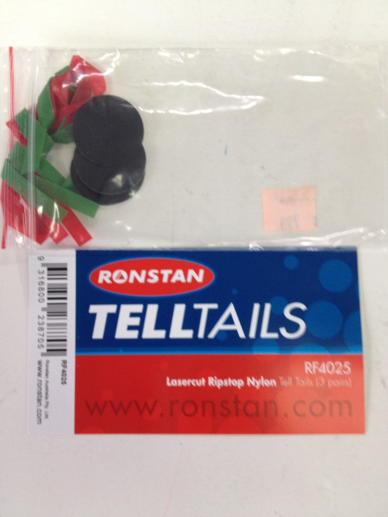 Two packages of Ronstan TellTails (Tales) Tels for Sails