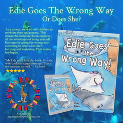 Edie Goes the Wrong Way!