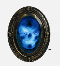 Load image into Gallery viewer, Haunted Speaking Halloween Mirror