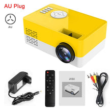 Load image into Gallery viewer, Salange Mini Projector 1080P HDMI USB  Mini Beamer Home Media Player