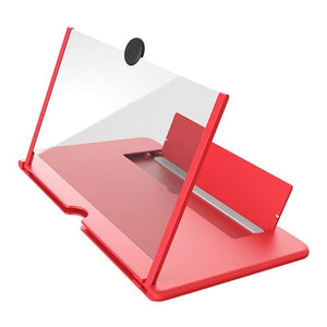 Folding HD Screen Magnifier Stand