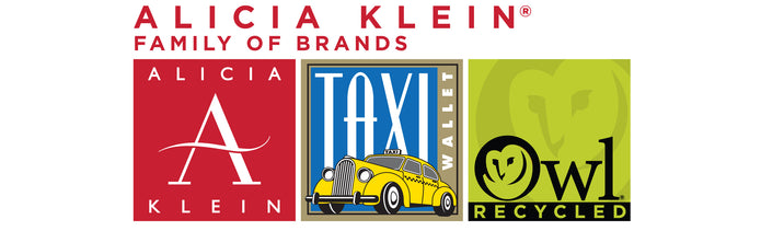Alicia Klein - Taxi Wallet - OWLrecycled
