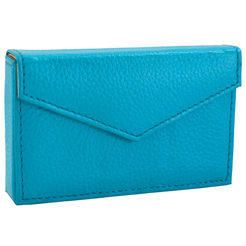 Business Card Envelope - Turquoise