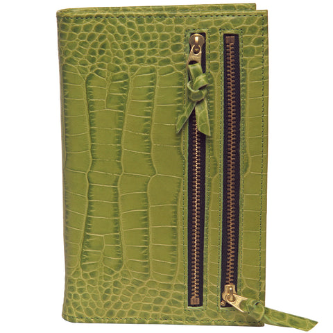 Tour One Wallet - Turtle Green