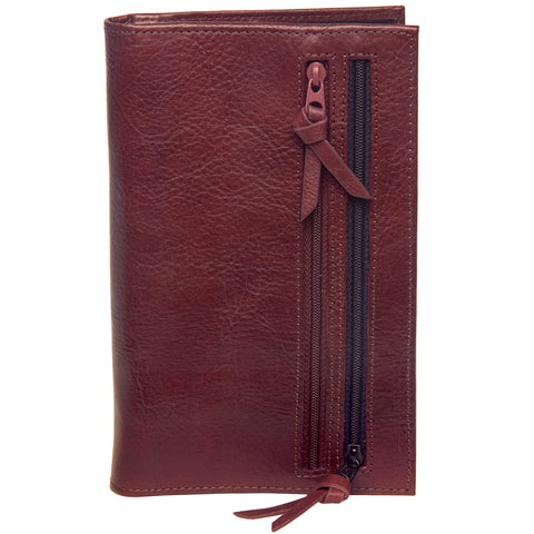 Tour One Wallet - Brown