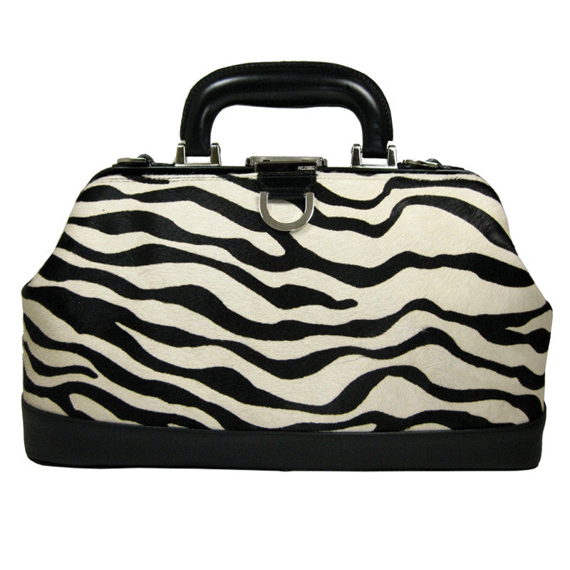 Gayle Jr Bag - Zebra