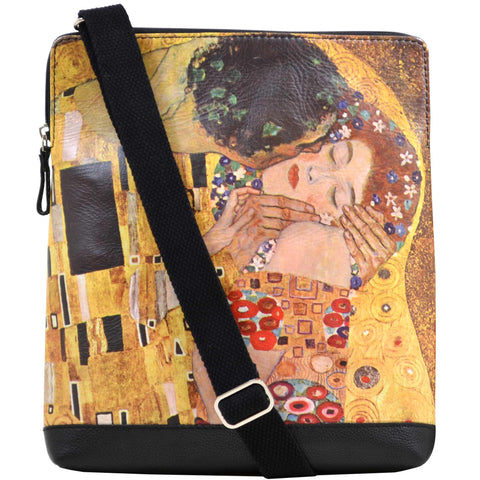 "Tech Crossbody - Klimt ""The Kiss"""
