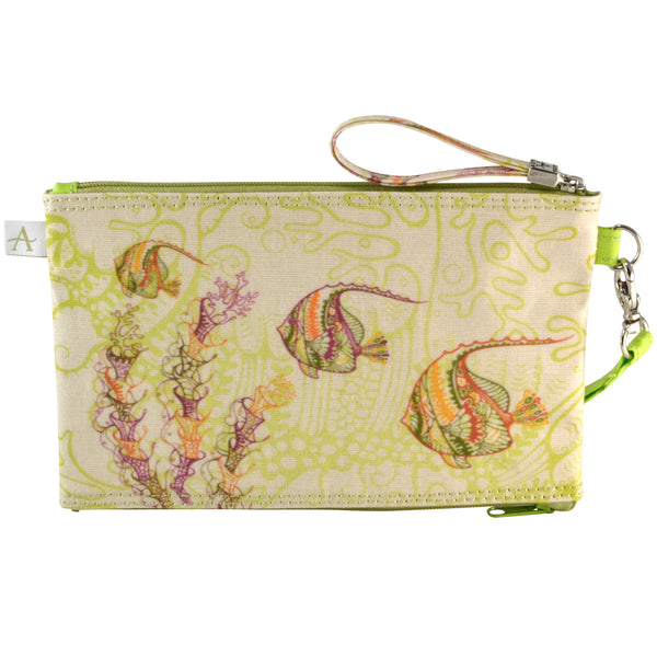 Double Zipper Pouch - Sea Life