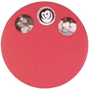 Photo Mousepad - Jazzy Pink