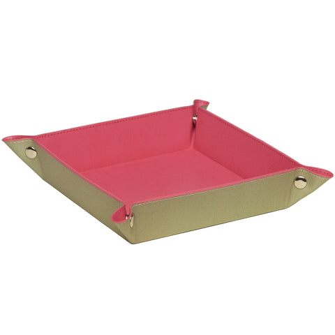 Desk Tray - Jazzy Pink