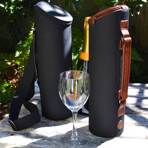 Wine Caddy - Black