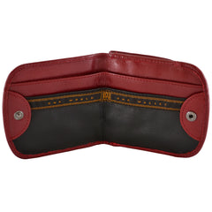 Monterey Pomegranate red Taxi Wallet
