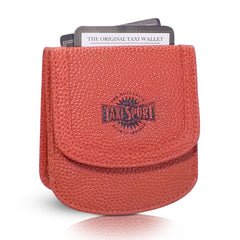 Sports Leather Taxi Wallet - Basketball