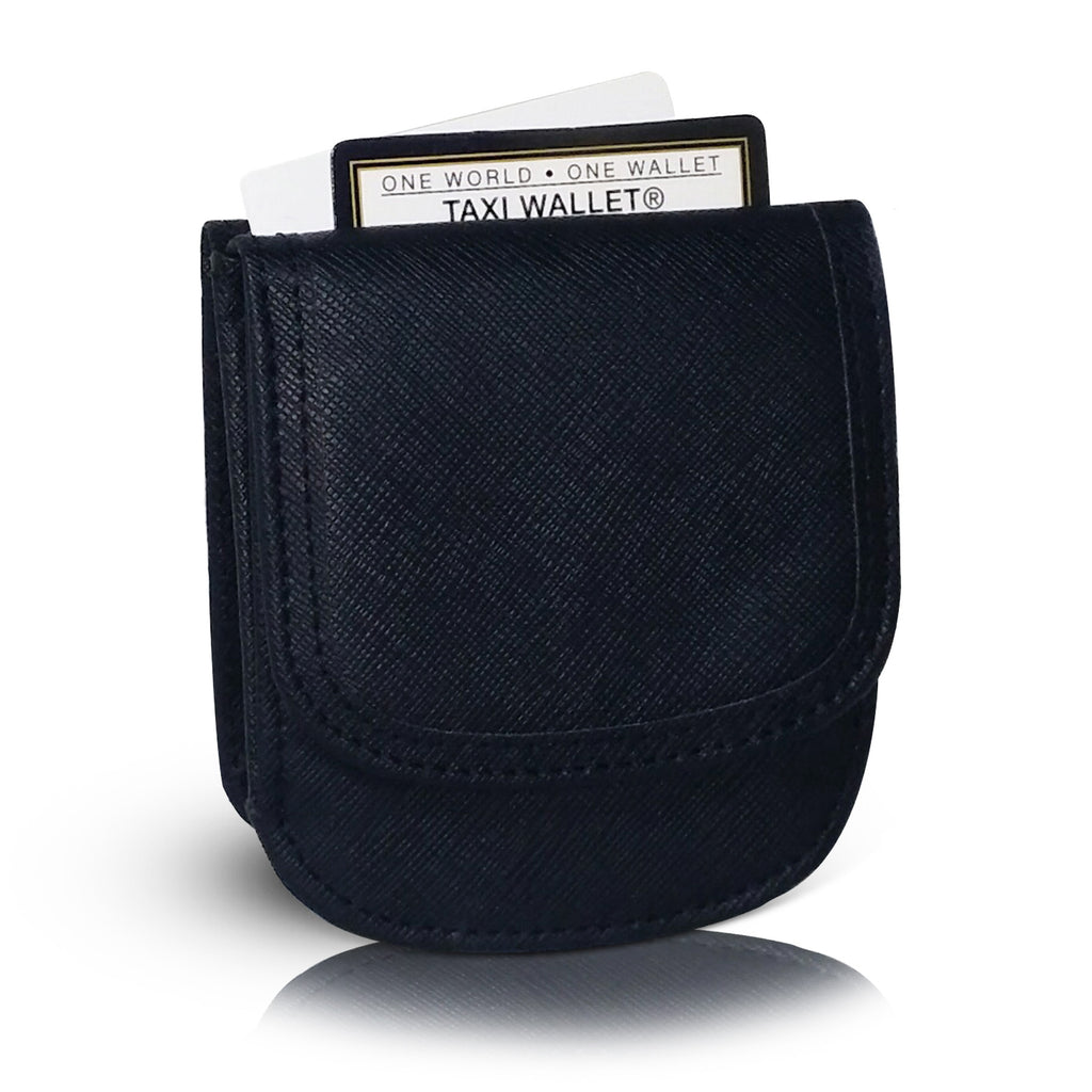 1256922ac47a Leather Taxi Wallet - Compact Coin Wallet for Men and Women – Alicia ...