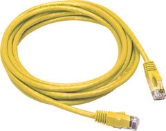 Cat5E Utp Patch Cable 25' Yel