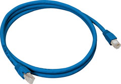 Cat6A Stp Patch Cable 25' Blu