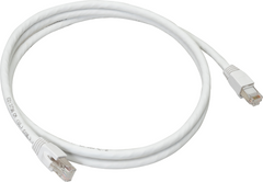 Cat6A Stp Patch Cable 25' Wht