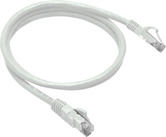 Cat6 Utp Patch Cable 25' Wht