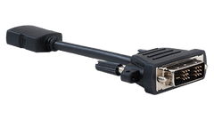 Cable Adapter Dvi-Hd 5
