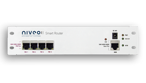 Smartlink Router/Cont/Poe Swch