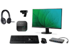 Work From Anywhere Logitech Bundle - Complete Workstation
