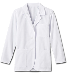 "Meta Fundamentals Ladies 28"" Consultation Labcoat"