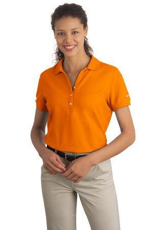 Nike Golf Ladies Cotton Pique Knit Polo