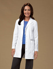 Cherokee Ladies Long Lab Coat