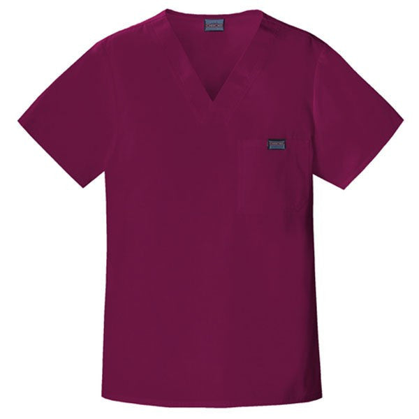 Cherokee Workwear Mens V-Neck Top