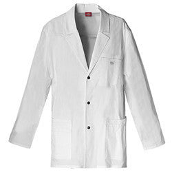 Dickies Mens Lab Coat