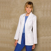 Dickies Missy Fit Lab Coat