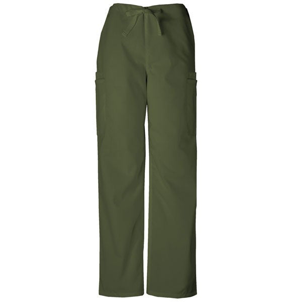 Cherokee Workwear Mens Drawstring Cargo Pant - TALL