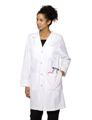 "Landau Women's 38"" Lab Coat"
