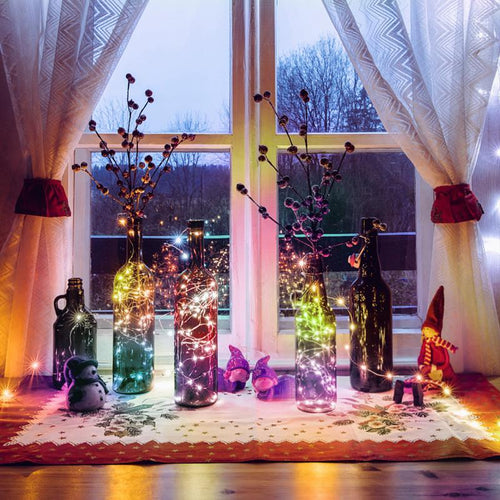 Smart Christmas LED Light Strings Life Hack Inventions