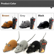 Load image into Gallery viewer, Remote Control Prank Mouse Mock Fake Rat Life Hack Inventions