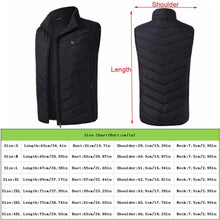 Load image into Gallery viewer, SHIELD™ Heated Vest Life Hack Inventions