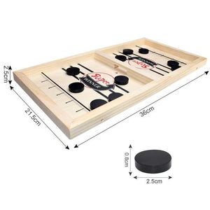 Table Hockey Game Life Hack Inventions Small