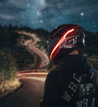 Load image into Gallery viewer, Helmet Cold Light EL Signal Flashing Stripe - Pattern E Life Hack Inventions