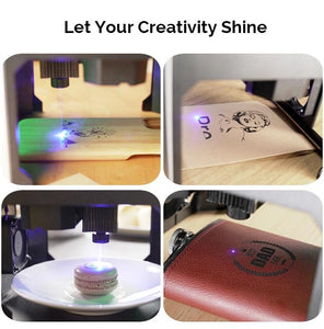 Mini Portable Handheld Laser Engraving machine Life Hack Inventions