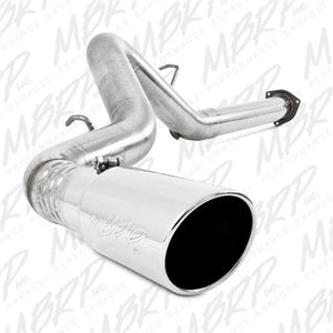 "MBRP DIESEL EXHAUST SYSTEM 4"" FILTER BACK W/TIP 